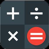 Une calculatrice simple&jolie icône
