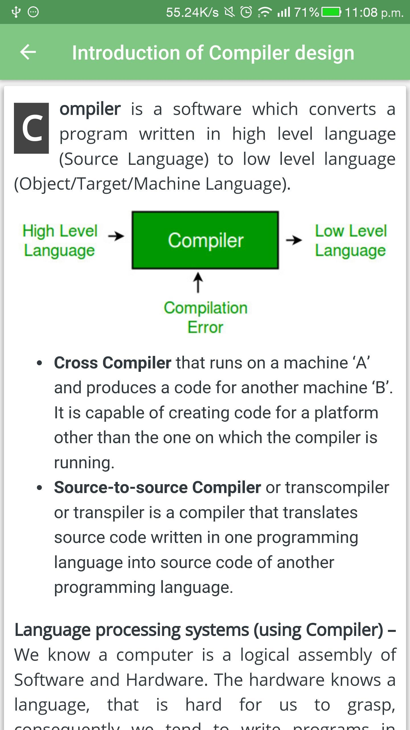 Compiler Design For Android Apk Download
