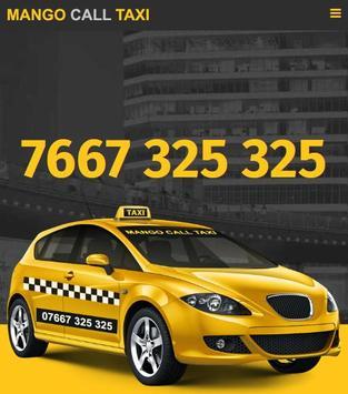 Mango Call Taxi poster