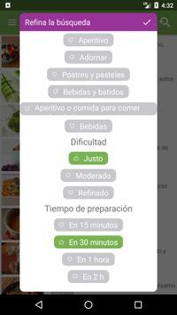 Recetas veganas   Diet-Health captura de pantalla 2