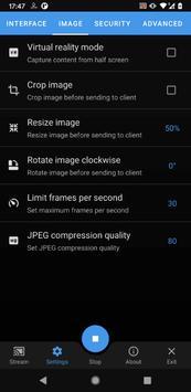 Screen Stream over HTTP screenshot 3
