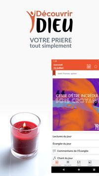 Découvrir Dieu تصوير الشاشة 5