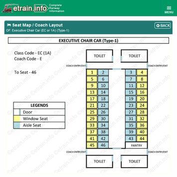 Indian Railways @etrain.info screenshot 22
