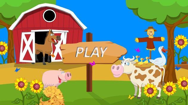 Farm Shapes poster