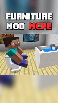 Furniture MOD for Minecraft PE screenshot 1