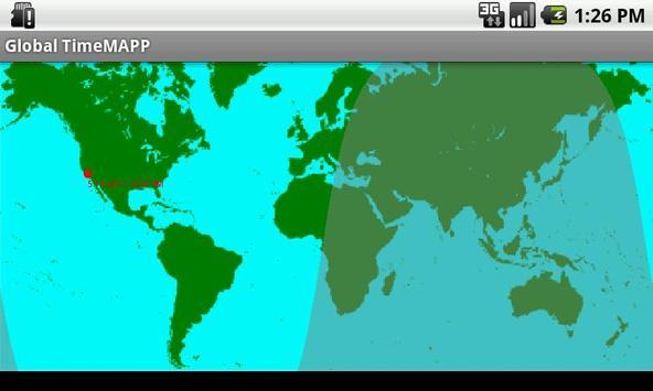 Global TimeMAPP poster