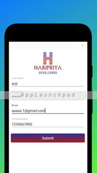 Haripriya Developers poster