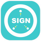 SIGN icon