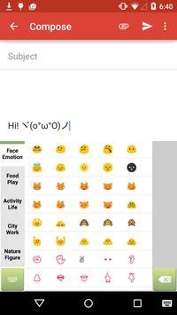 Emoticon Keyboard 截圖 2