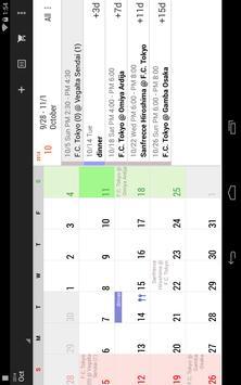New Calendar imagem de tela 14