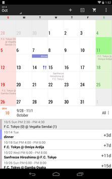 New Calendar imagem de tela 11
