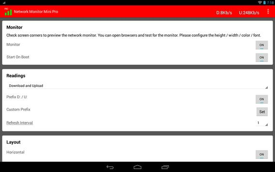 Мониторинг сети скриншот 8