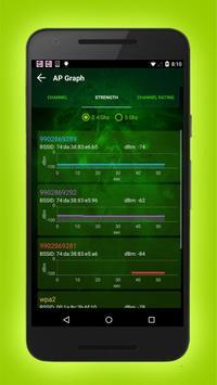 Wifi Analyzer- Home & Office Wifi Security screenshot 5