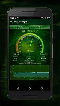 Wifi Analyzer- Home & Office Wifi Security screenshot 7