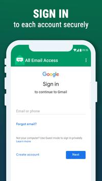 All Email Access screenshot 3
