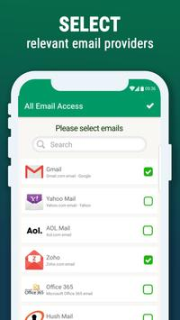 All Email Access screenshot 1