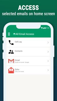 All Email Access screenshot 2