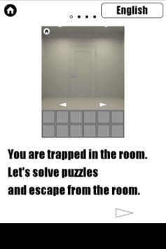 WHITE ROOM -room escape game- screenshot 3
