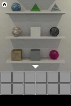WHITE ROOM -room escape game- screenshot 1