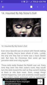 Top 19 Urban Legend: Horror Stories poster