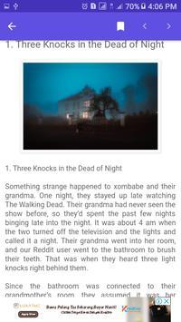 Top 19 Urban Legend: Horror Stories screenshot 4