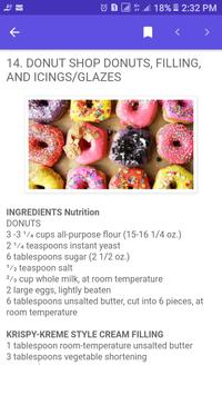Top Secret Recipes Of Famous Donuts screenshot 3
