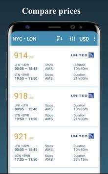 Cheap Flights screenshot 2