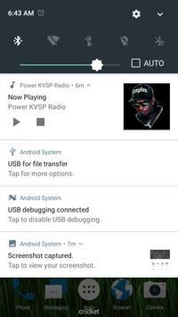 Power 103.5 Radio KVSP screenshot 5