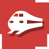 超级火车票12306购票 icon