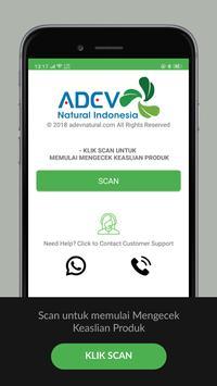 Cek Keaslian Produk PT. ADEV NATURAL INDONESIA screenshot 1