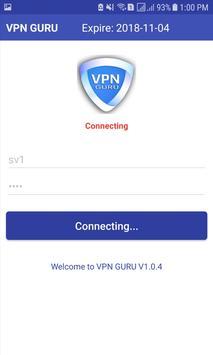 VPN GURU screenshot 1