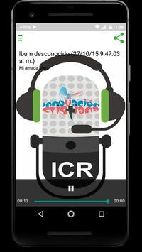 Innovacion Cristiana Radio screenshot 1