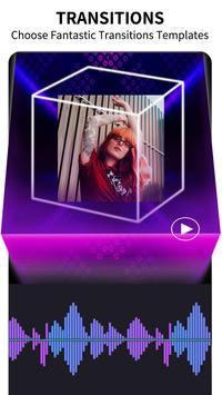 Cup Cut-Video Editor and Beat Music Maker - Vidos screenshot 3