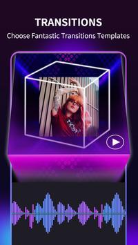 Cap Cut-Photo Music Video Editor and Maker -Vidos screenshot 2