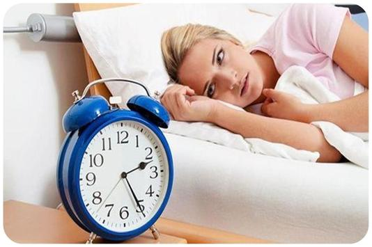 Home remedies for insomnia poster
