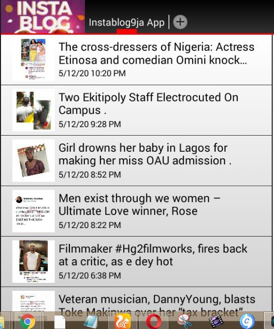 Instablog9ja App For Android Apk Download Find @instablog9ja instagram stats and other social media profiles and rankings. instablog9ja app for android apk download