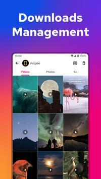 Downloader for Instagram скриншот 5
