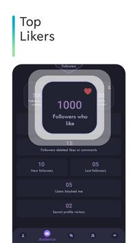 Unfollowers, Followers Tracker Instagram : InStats captura de pantalla 3