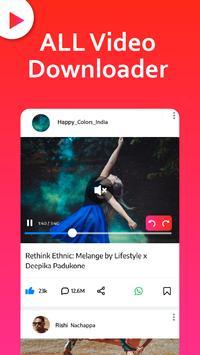 Instore: Video Downloader, Status, Story Saver पोस्टर