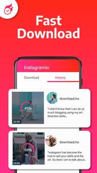 Instore: Video Downloader, Status, Story Saver स्क्रीनशॉट 2
