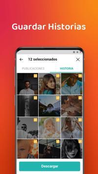 Descargar video de instagram, download stories captura de pantalla 2