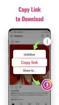 Story saver, Video Downloader for Instagram poster