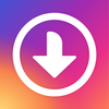 ikon Foto & Video Downloader untuk Instagram-Repost IG