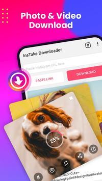 Photo & Video Downloader for Instagram - Repost IG poster