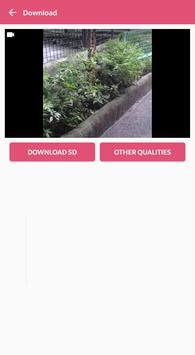 HD Video Downloader for Facebook syot layar 2
