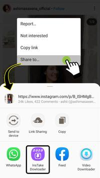 InstaSaver - Photo & Video Download for Instagram screenshot 5