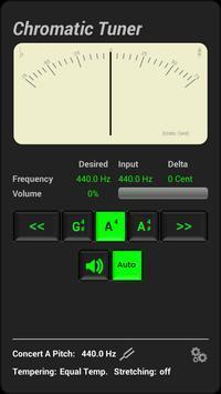 Instrument Tuner screenshot 1