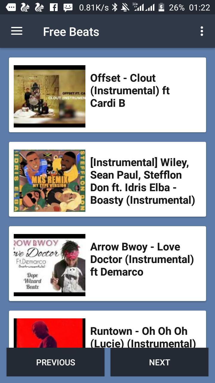Free Beats (Hip Hop, Trap, R&B, Pop Instrumentals) for