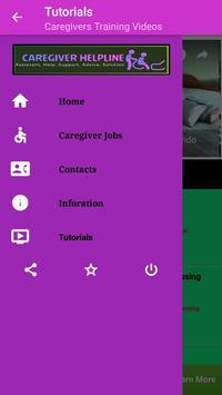 Caregiver screenshot 1