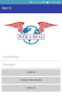 Web A Deal LTD poster